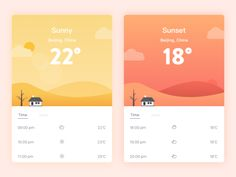 "via Muzli design inspiration. ""Weather app inspiration"" is published by Muzli in Muzli - Design Inspiration. Material Design Web, Web Design, Game Ui Design, Graphic Design, Flat Design, Zentangle, Module Design, Motion App, Desktop Design"