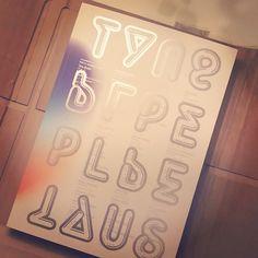Type Plus. Unit Editions. Instagram - dartalosane