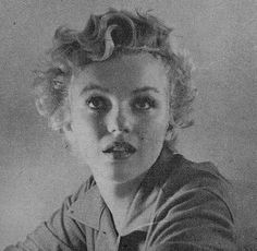 1951 Marilyn pendant Clash By Night par Ernest Bachrach - Divine Marilyn Monroe