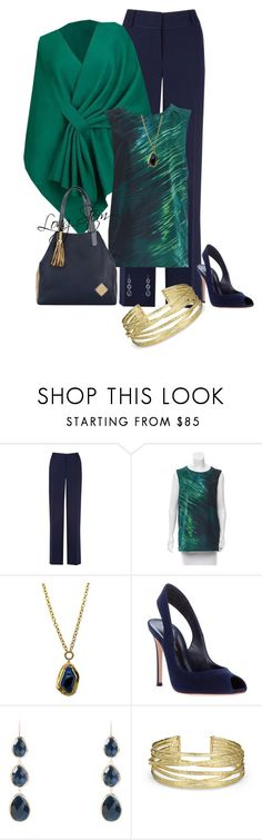 3/26/17 by longstem on Polyvore featuring Marni, Planet, Gianvito Rossi, Blue Nile, Elie Tahari and Latelita