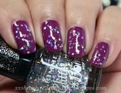 Rimmel Glitter Bomb Top Coat Disco Fever
