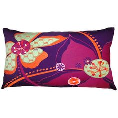 I pinned this from the KoKo Company - Bold Pillows & Throws with an Exotic Twist event at Joss and Main!