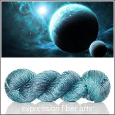 Expression Fiber Arts, Inc. - NEPTUNE 'LUSTER' SUPERWASH MERINO TENCEL WORSTED YARN, $24.00 (http://www.expressionfiberarts.com/products/neptune-luster-superwash-merino-tencel-worsted.html)