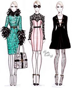 Hayden Williams Pre-Fall 2012 collection pt3