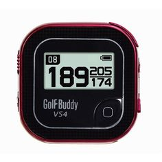 Golf Buddy VS4 Voice GPS - Accurate golf GPS technology from Golfbuddy - https://www.foremostgolf.com/golf-buddy-vs4-voice-gps