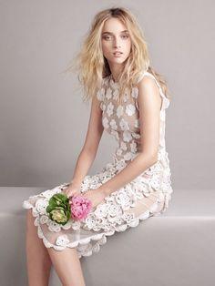 20 Looks with Fashion Designer Simone Rocha Glamsugar.com Simone Rocha2015 ReadytoWear  Collection