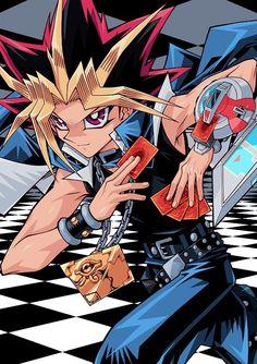 yugioh-network: V-Jump Magazine Atem Atem Yugioh, Slam Dunk Anime, V Jump, Yugioh Monsters, Pokemon, Anime Artwork, Animes Wallpapers, Digimon, Geeks