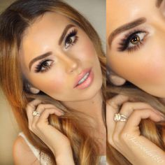 Kissable Complexions...every day soft-glam makeup tutorial