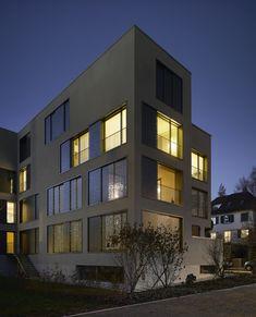 Leuppi & Schafroth Architekten Zürich Switzerland Architects
