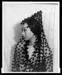 Carl van Vechten, Anna May Wong, 1935