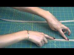 DIY Bandeau Bra video
