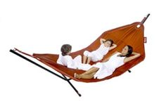 Oh yes, the Fatboy Hammock... Would love that for the yard.