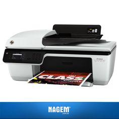 A Multifuncional Jato de Tinta Deskjet 2646 permite que você imprima, sem gastar muito, documentos em alta qualidade! Confira nossa #OfertaNagem: