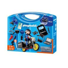 Playmobil Police Swat Take-Along Carrying Case by Playmobil. $75.00