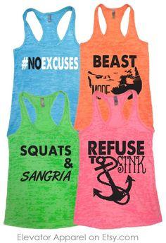 Workout Tanks