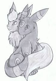 Image result for flareon x umbreon
