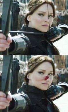 Katniss Everdeen's Archery Techniques