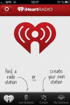 iHeart Radio : les radios américaines en direct sur iPhone et iPad
