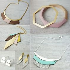 Scandinavian jewelry design inspiration/ The Small Details blog - Shlomit Ofir