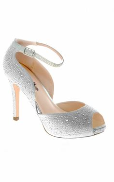 Shimmering Cutaway Shoes by Your Party Shoes Item  1057 by Dave and Johnny ( Spring 7ecd3ef05baa