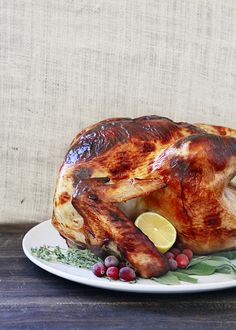 Apple Cider Sage Turkey Brine!!  I'm intrigued by this...I'd like to try it!!