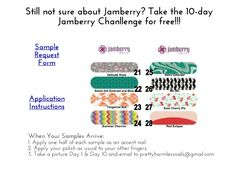 Try Jamberry today!!