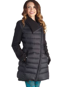 My Kind of Town Coat, #ModCloth $71. Outerwear sales are my weakness