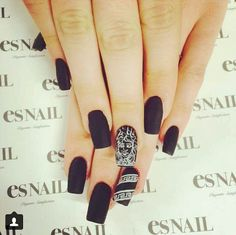 Dope nails of the day ;) By esNail LA