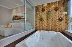 decorative bamboo poles orchids bathroom decoration ideas whirlpool tub
