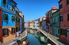 A guide to how to spend a day in Burano, the colorful island in the Venetian Lagoon famous for lace-making, colorful houses and the freshest fish in Venice.