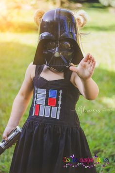 We have sold a lot of this dress for birthdays, do you have a star war theme birthday coming up?  Excited to share the latest addition to my #etsy shop: Star Wars Dress- Darth Vader- Disney Vacation- Star Wars Costume- Star Wars Cosplay- Girls Star Wars- Birthday Theme-Girls Toddler- Starwars #clothing #children #dress #black #gray #halloween #starwars #darthvader #girlsclothing
