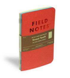 Field Notes Set de Libretas Sweet Tooth | Octante
