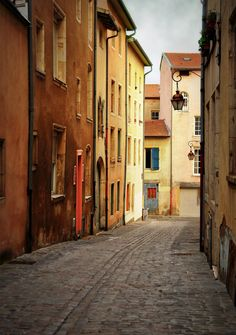 Nancy, France -- Family roots Cool Places To Visit, Places To Travel, Alsace Lorraine, Nancy France, Ardennes, Paris Cafe, Visit France, City Streets, Dream Vacations