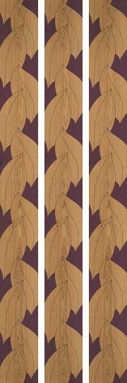 XILO1934 designed parquets 'Sissy'. Design Manuela Corbetta