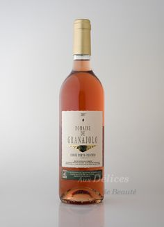 Granajolo rose - organic wine Wine Vineyards, Sainte Lucie, Organic Wine, Rose, Porto Vecchio, Biologique, Bottle, Restaurant, Products