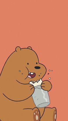 We Bare Bears Wallpapers, Panda Wallpapers, Cute Cartoon Wallpapers, Cute Panda Wallpaper, Bear Wallpaper, Wallpaper Iphone Disney, Cute Disney Wallpaper, Cute Wallpaper Backgrounds, Galaxy Wallpaper