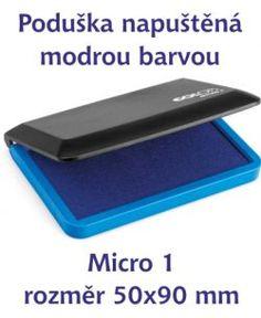 Modrá razítkovací poduška M 1 Sheet Pan, Springform Pan