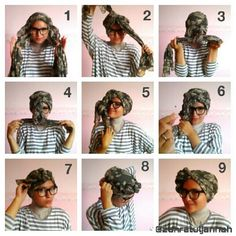 another turban tutorial