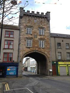 West Gate in Clonmel