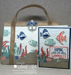 The Scrap n' Stamp Shop: CREATIVE CIRCLE DESIGN TEAM - Sara D. Signature Purse Blog Hop