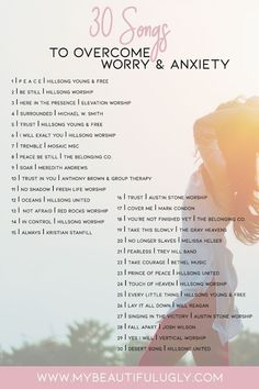 3 Powerful Ways Worship Calms Your Anxiety – Mood Booster Playlist – Happy Hits 2020 to 2021 Mood Booster Playlist Worship Songs Lyrics, Praise And Worship Songs, Songs To Sing, Music Songs, Music Mood, Mood Songs, Christian Music Playlist, Christian Songs List, Yoga Playlist