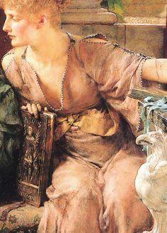 Lawrence Alma Tadema - Comparisons
