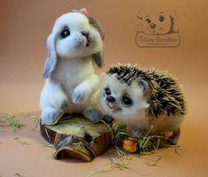 Авторские игрушки Татьяны Бараковой. - November 29th, 2012