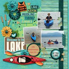 Digi Outdoorsy On the Lake