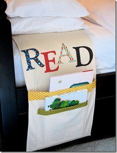 My kids need these for their beds. The chapter books we read at night always seem to disappear under the bed.