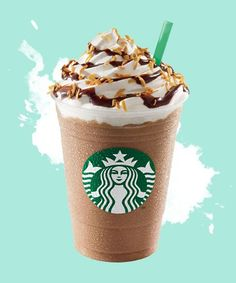 Starbucks Frappuccino Flavors | Which Starbucks frappuccino flavor fits your personality? Find out here. #refinery29 http://www.refinery29.com/starbucks-frappuccino-flavors-quiz