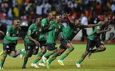 Zambia win the African Cup of Nations