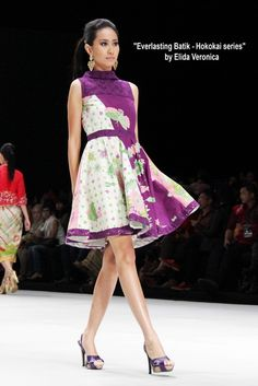"HOkokai series ""everlasting batik"" for IFW 2014 www.everlastingbatik.co.id"