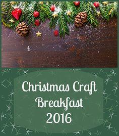 Christmas Craft Breakfast 2016 on the Virtual Refrigerator, an art link-up hosted by Homeschool Coffee Break @ kympossibleblog.blogspot.com