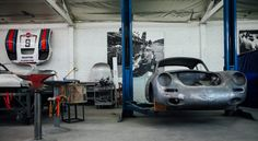 Zip Capital Group case study: an automobile enthusiasts grows his business with working capital financing for auto repair shops. Best University, Repair Shop, Second Grade, Case Study, Porsche, Automobile, Two By Two, David, Passion
